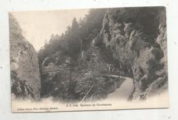 Cp, SUISSE , VD , Sentiers De COVAFANNAZ ,  Vierge - VD Waadt