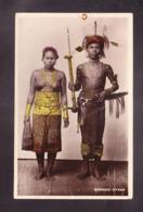 ET1-70 BORNEO DYAKS - Oceania