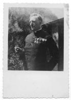 PHOTO ORIGINALE : Le Curé Peeters De Comblain-au-Pont - Guerre, Militaire