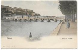 NAMUR : Le Pont De Jambes - Belle Animation - Namur