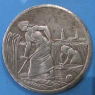 """ALLEMAGNE,  """"Notgeld, Kriegsgeld"""", 50 Pfennig Ville De Frankenthal 1918, TTB+ - [ 2] 1871-1918: Deutsches Kaiserreich"""