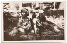 TAHITI PETITES DANSEUSES TAHITIENNES - Frans-Polynesië