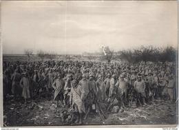 PHOTO ORIGINALE 1914-1918 - Rgt D'infanterie Gagnant Les Premières Lignes. - Guerre, Militaire