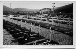 CPSM 9 X 14  Résistance 1944 Combat Du VERCORS Drôme  Cimetière De VASSIEUX (1) - Oorlog 1939-45