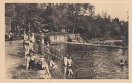 AK- Stmk - Kammern (Bez. Leoben) -Menschen  Im Alten Bad - 1930 - Leoben