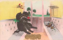 Chat Chats Illustration Cpa - Katten
