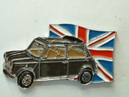 Pin's MINI BRITISH OPEN - NOIRE - Pins