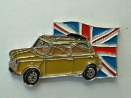 Pin's MINI BRITISH OPEN - OCRE JAUNE - Badges