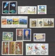 Liechtenstein  Année Complète 1991  * *  TB - Full Years
