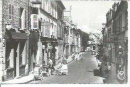 2143 - St OUEN L'AUMONE - RUR MAURICE DAMPIERRE ( Animées - BOULANGERIE ) - Saint-Ouen-l'Aumône