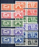 COLONIE 1934  EGEO - PACCHI POSTALI  S.43  MNH** - Tripolitania