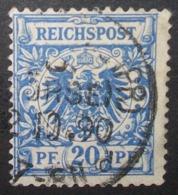 N°149H TIMBRE DEUTSCHES REICH OBLITERE - Deutschland