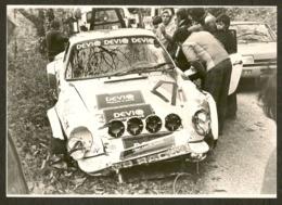 PHOTO-Coureur Automobile - Berühmtheiten