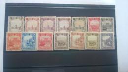 Manchukuo China 1936 Full Series With The Exception Of 13 F. - 1932-45 Manchuria (Manchukuo)