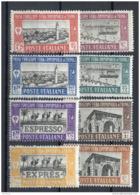 COLONIE 1927  LIBIA - 1a FIERA DI TRIPOLI  S .14  MNH** - Tripolitania