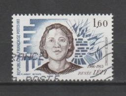 "FRANCE / 1983 / Y&T N° 2293 : ""Résistantes"" (Renée Levy) - Usuel - Frankrijk"