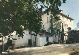 Cpm St Pons De Thomieres Hostellerie De Ponderach - Saint-Pons-de-Mauchiens