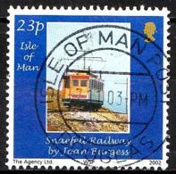 Insel Man  SG 1010 Gestempelt (7221) - Man (Insel)