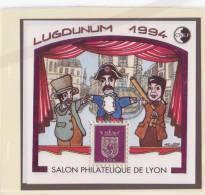 France - Bloc CNEP 1994 - N° 18 ** - LUGDUNUM - Salon Philatélique De Lyon - - CNEP