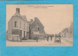 Bouloire. - Circuit De La Sarthe. - L'Arrivée à Bouloire. - Bouloire