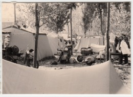 MOTO MOTORCYCLE PIAGGIO VESPA -  FOTO ORIGINALE 1957 - Photos
