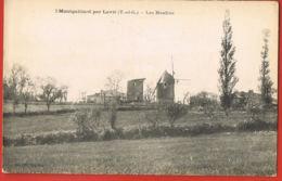 MONTGAILLARD Par LAVIT- 82- Cpsm Les Moulins- - Scans Recto Verso-Paypal Sans Frais - Autres Communes