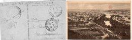 """CP- Cachet: """" T Et P *131*- EMS """" Armée Française Du Rhin-- - Storia Postale"""