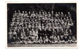 Groupe Scoutisme Scouts Carte Photo - Scoutisme