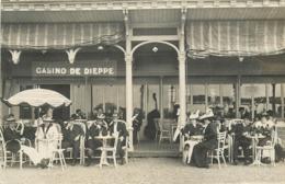 DIEPPE - Le Casino, Carte Photo. - Dieppe