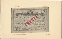 Argent De Nécessité - Noodgeld - Commune De .... Gemeente ....GUIGNIES (Brunehaut) - Monete (rappresentazioni)