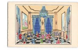 Illustration Illustrateur Cpa Litho Couleur Edition D' Art Duponchel Paris Danse Danses Bal - 1900-1949