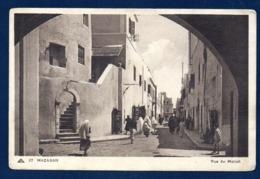 Maroc. Mazagan. Rue Du Mellah - Marocco