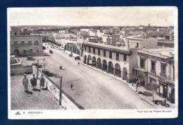 Maroc. Mazagan. Vue Sur La Place Brudo - Marocco