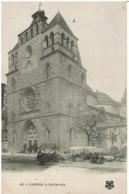 M - CPA - 46 - CAHORS - La Cathédrale - - Cahors