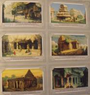 6 Chromo Liebig : Monuments De L'architecture Hindoue. 1930. S 1243 - Liebig