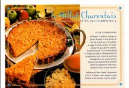 RECETTE - MILLAT CHARENTAIS - Recipes (cooking)