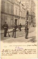 CPA AK Affaire DREYFUS Rue De Chabrol Barrage POLITICS (981440) - Events