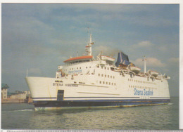 England Uncirculated Postcard - Ships - Ferries - Stena Hibernia - Transbordadores