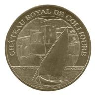 Monnaie De Paris , 2016 , Collioure , Château Royal - Monnaie De Paris