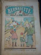 Bernadette Nouvelle Série N°235: 1er Juillet 1934: L'excursion - Lisette