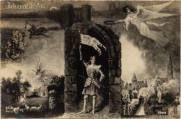 CPA AK Jeanne D'Arc POLITICS (981870) - Autocollants