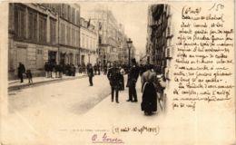 CPA AK Affaire DREYFUS Rue Et Fort Chabrol POLITICS (575170) - Events