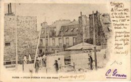 CPA AK Affaire DREYFUS Fort Chabrol Jules Guerin POLITICS (575177) - Events