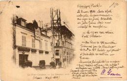 CPA AK Affaire DREYFUS Fort Chabrol Drapeau Noir POLITICS (575204) - Events