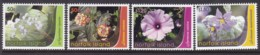 Norfolk Island 2007 Weeds Sc 899-02 Mint Never Hinged - Norfolkinsel