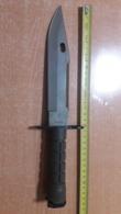Couteau  Baïonnette Us - Armes Blanches