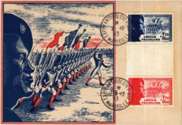 CPA AK MAXIMUM CARD Legion Tricolore POLITICS (575578) - Regimente