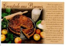 RECETTE - CROUSTADE AUX POMMES - Recipes (cooking)