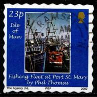 Insel Man  SG. 1025 Gestempelt (7230) - Man (Insel)