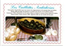 RECETTE - CAILLETTES ARDECHOISES - Recipes (cooking)